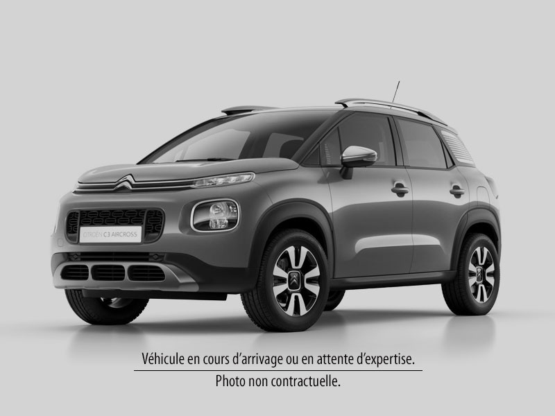citroen c3 aircross 03 18 misty grey 20690km en vente marchand et professionnels de l. Black Bedroom Furniture Sets. Home Design Ideas