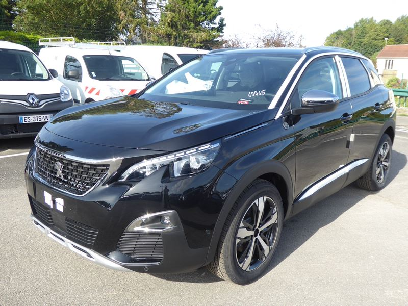 Véhicule occasion - PEUGEOT - 3008