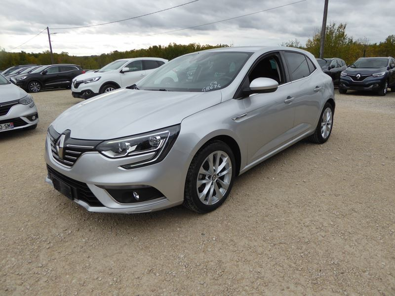 Véhicule occasion - RENAULT - MEGANE IV