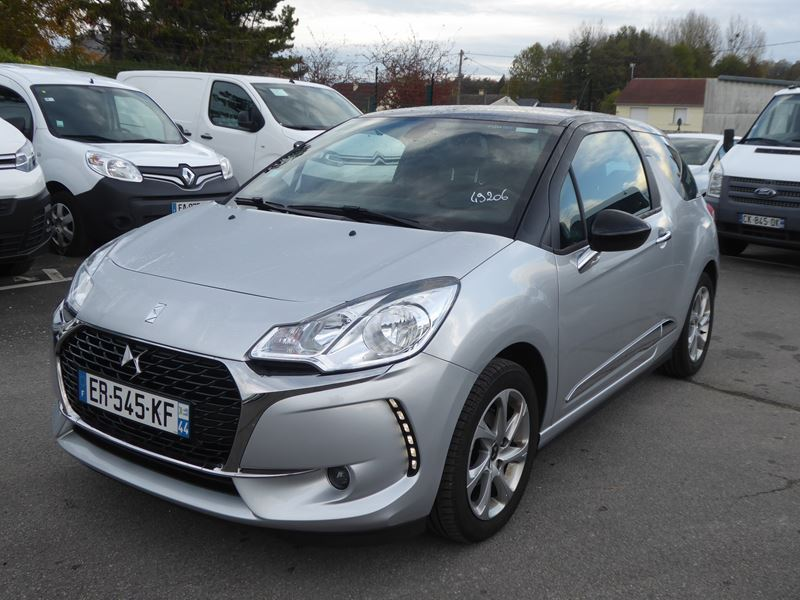 Véhicule occasion - DS - DS 3