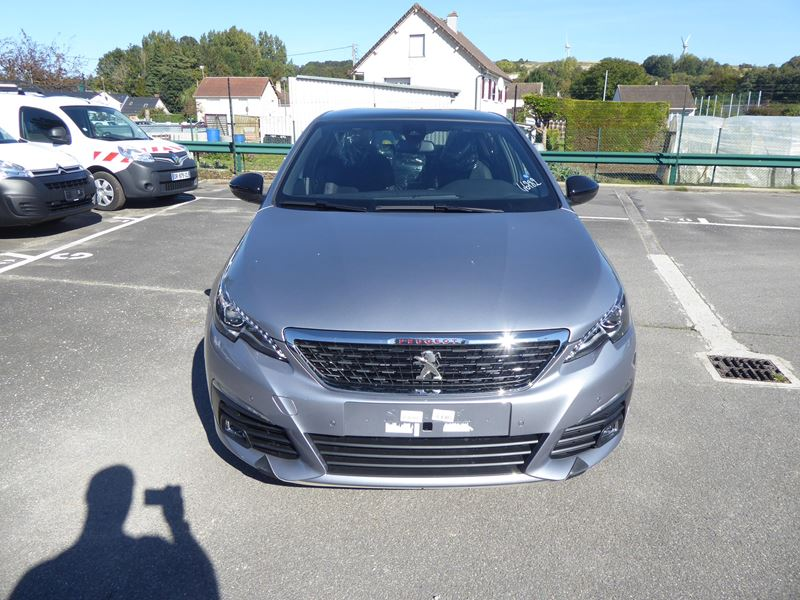 Peugeot 308 Artense 2km For Sale To Car Dealers And Professional 46782