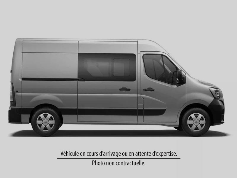 RENAULT MASTER III FG CAB APPRO F3500 L2H2 2.3 DCI 135CH GRAND CONFORT E6 : 56484 - Photo 1