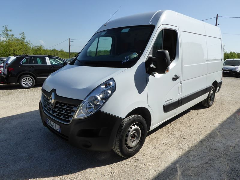 Véhicule occasion - RENAULT - MASTER III FG
