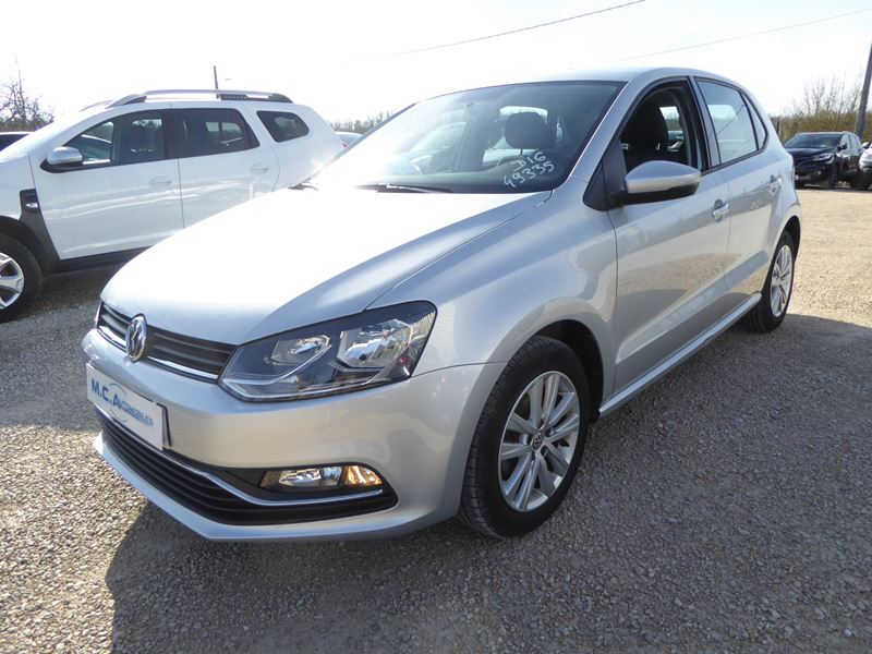 Véhicule occasion - VOLKSWAGEN - POLO