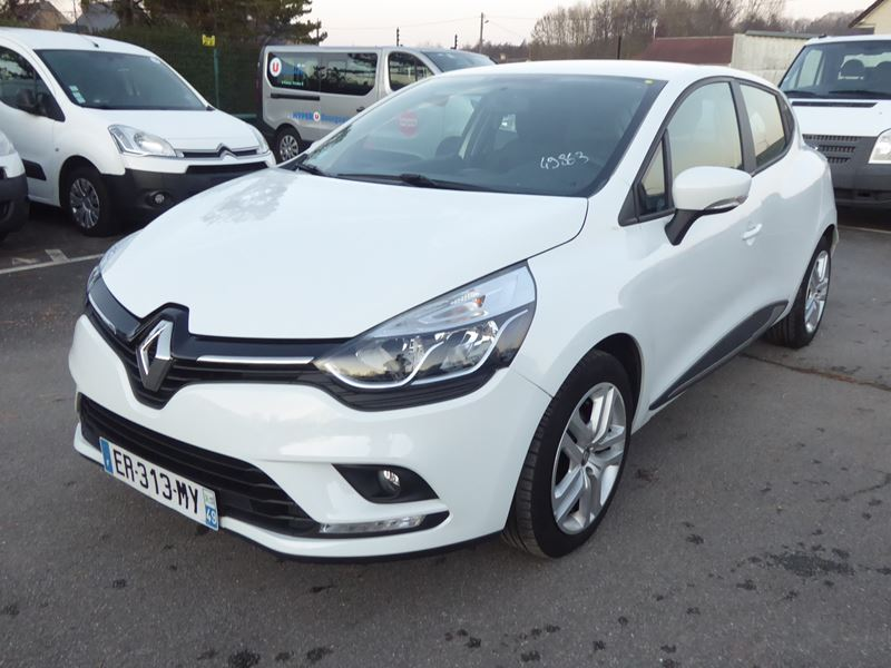 Véhicule occasion - RENAULT - CLIO IV STE