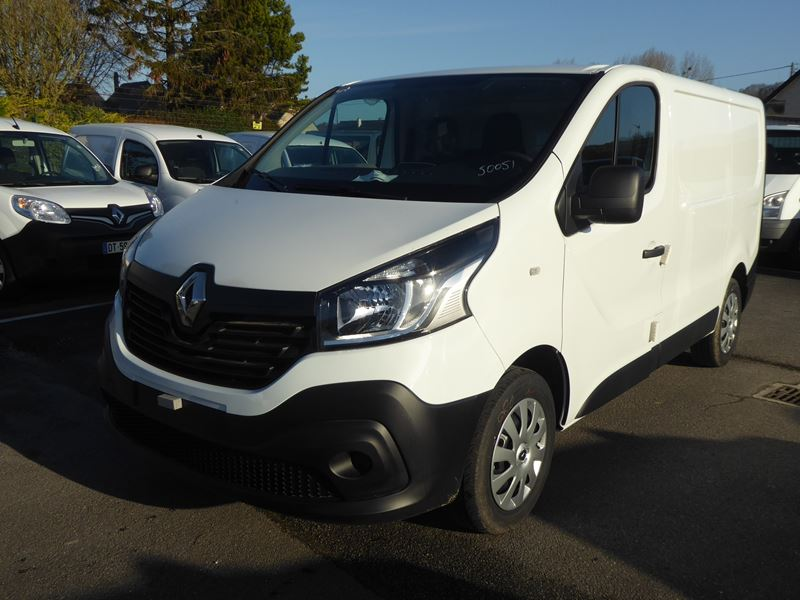 Véhicule occasion - RENAULT - TRAFIC III FG
