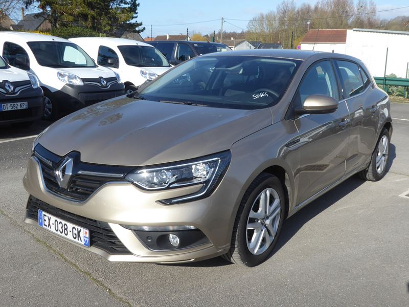 RENAULT MEGANE IV 1.5 DCI 90CH ENERGY BUSINESS