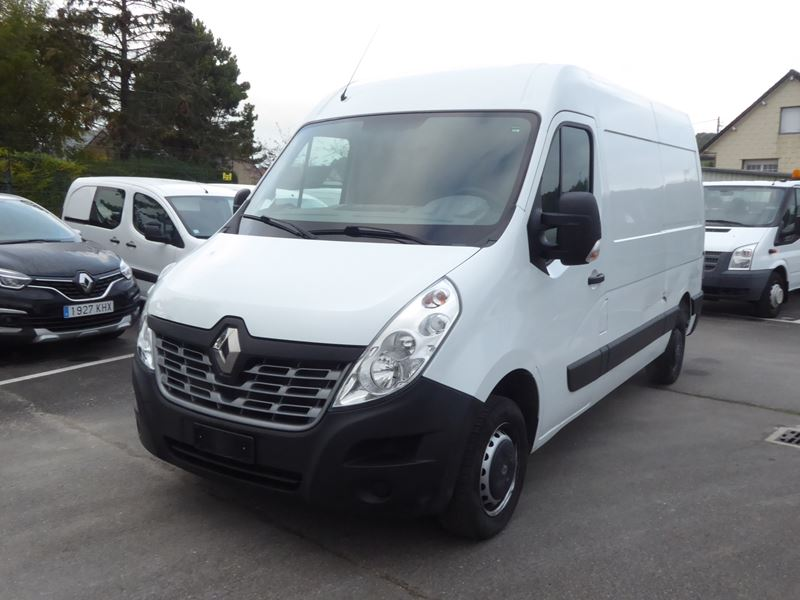 RENAULT MASTER III FG F3300 L2H2 2.3 DCI 125CH CONFORT