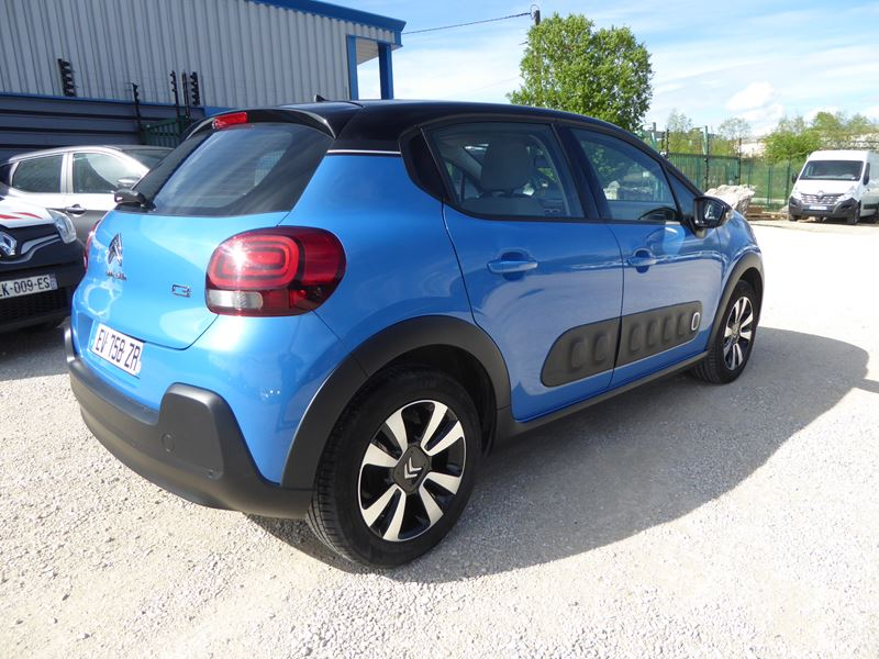 CITROEN C3 PURETECH 82CH SHINE - ref: 50689 - Photo: 50689_2.jpg