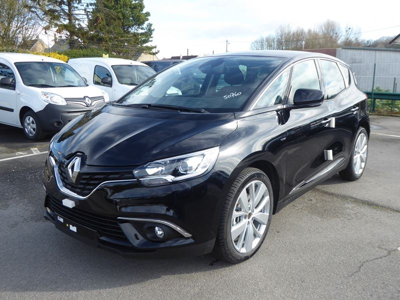 RENAULT SCENIC IV 1.3 TCE 140CH FAP LIMITED