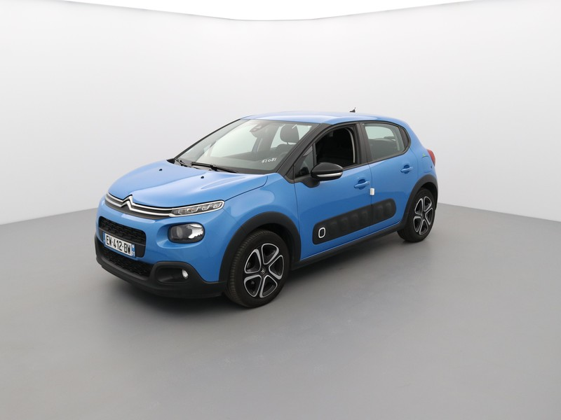 CITROEN C3 PURETECH 82CH FEEL - ref: 51081 - Photo: 51081_1.jpg