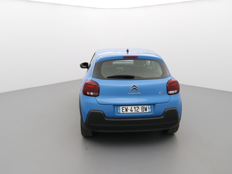 CITROEN C3 PURETECH 82CH FEEL - ref: 51081 - Photo: 51081_5.jpg