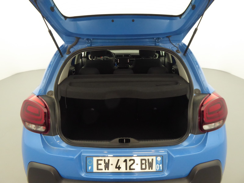 CITROEN C3 PURETECH 82CH FEEL - ref: 51081 - Photo: 51081_6.jpg