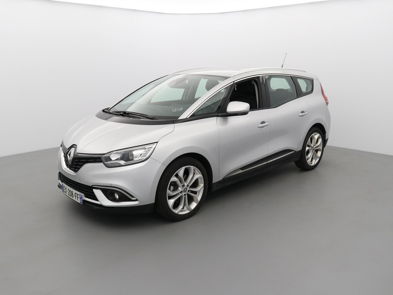 RENAULT GRAND SCENIC IV 1.5 DCI 110CH ENERGY BUSINESS 7 PLACES