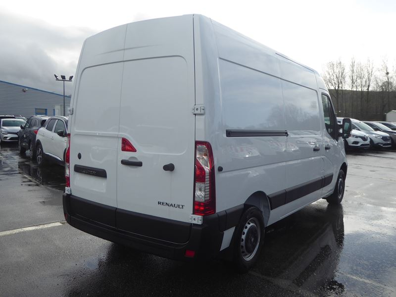 RENAULT MASTER III FG F3500 L2H2 2.3 DCI 145CH ENERGY CONFORT EURO6