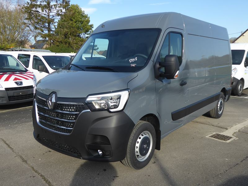RENAULT MASTER III FG PHASE 2 F3500 L2H2 2.3 DCI 135CH GRAND CONFORT E6