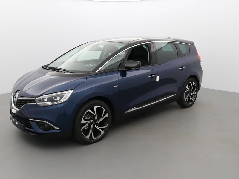 RENAULT GRAND SCENIC IV 1.7 BLUE DCI 150CH BOSE EDC