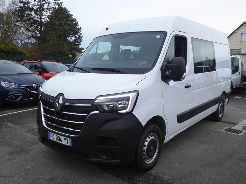 RENAULT MASTER III FG CAB APPRO F3500 L2H2 2.3 DCI 135CH GRAND CONFORT E6 : 56514 - Photo 1