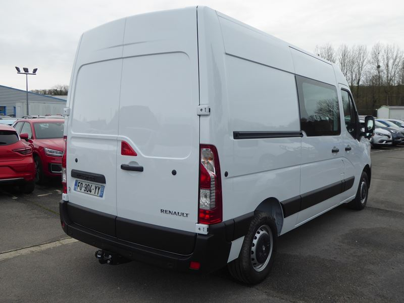 RENAULT MASTER III FG CAB APPRO F3500 L2H2 2.3 DCI 135CH GRAND CONFORT E6 : 56514 - Photo 2