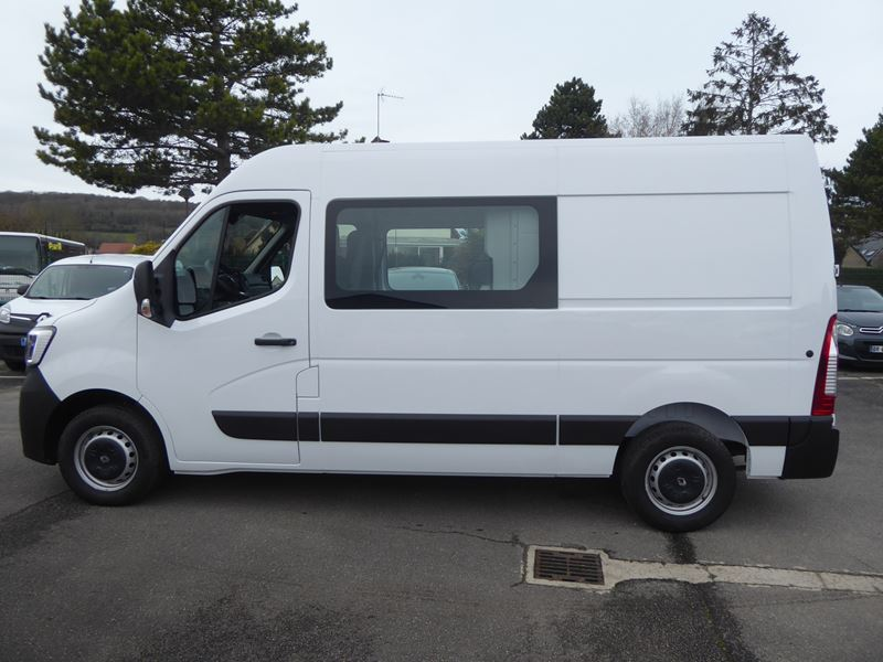 RENAULT MASTER III FG CAB APPRO F3500 L2H2 2.3 DCI 135CH GRAND CONFORT E6 : 56514 - Photo 6