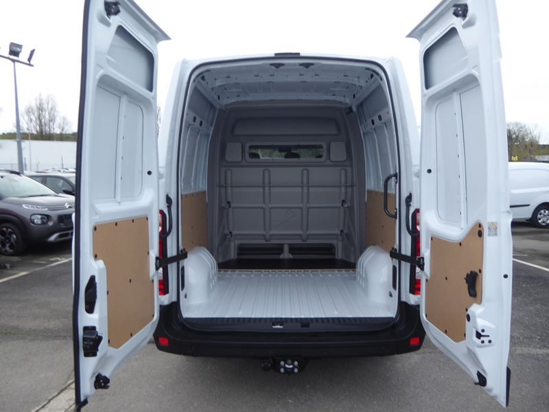 RENAULT MASTER III FG CAB APPRO F3500 L2H2 2.3 DCI 135CH GRAND CONFORT E6 : 56514 - Photo 7