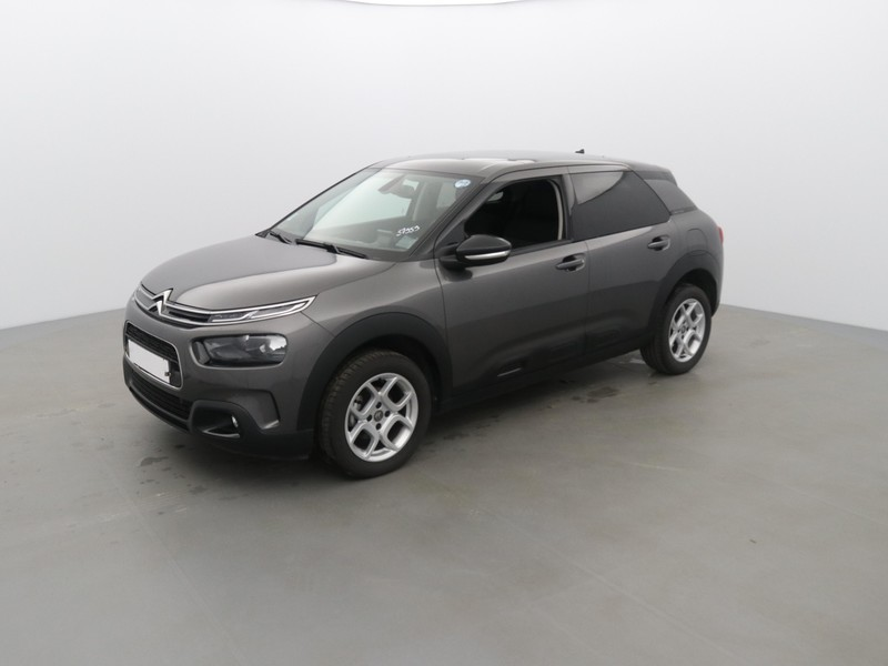 CITROEN C4 CACTUS PURETECH 110CH S&S FEEL BUSINESS E6.D-TEMP