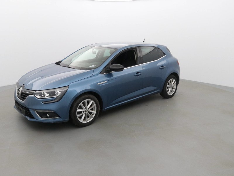 RENAULT MEGANE IV 1.5 DCI 110CH ENERGY LIMITED EDITION : 58260 - Photo 1