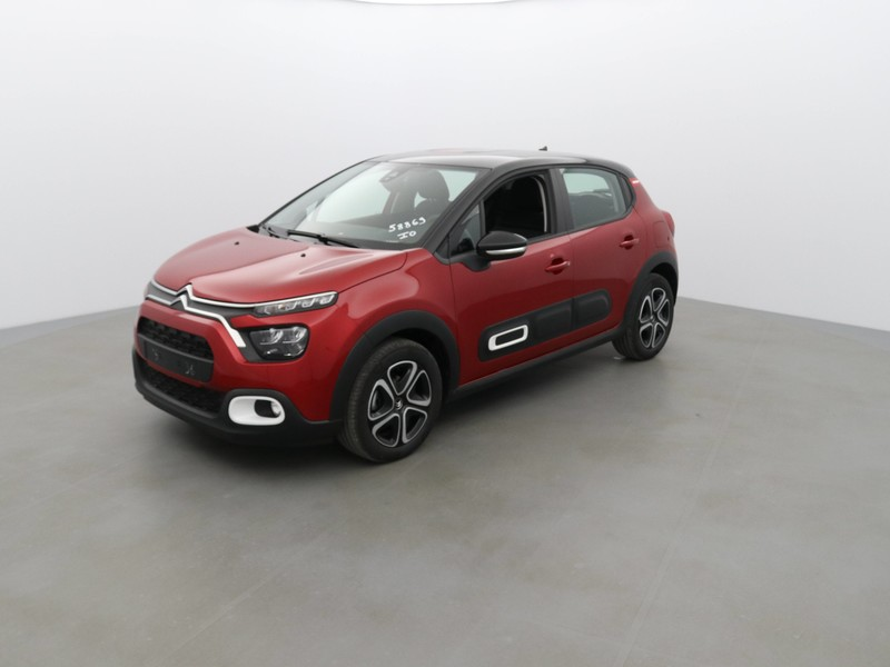 CITROEN C3 PHASE 2 1.2 PURETECH 83CH S&S FEEL PACK 123G : 58869 - Photo 1