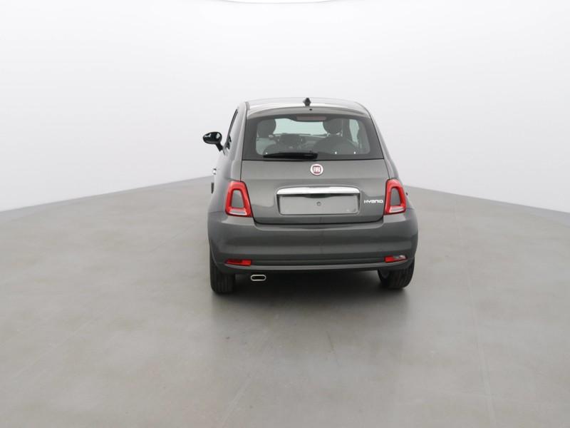 FIAT 500 1.0 70CH SERIE 8 HYBRID LOUNGE : 59085 - Photo 5