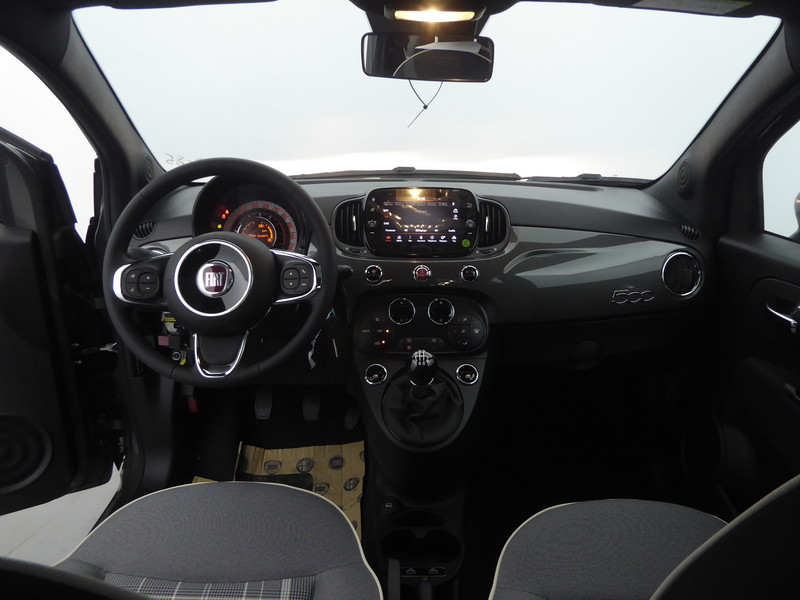 FIAT 500 1.0 70CH SERIE 8 HYBRID LOUNGE : 59085 - Photo 8