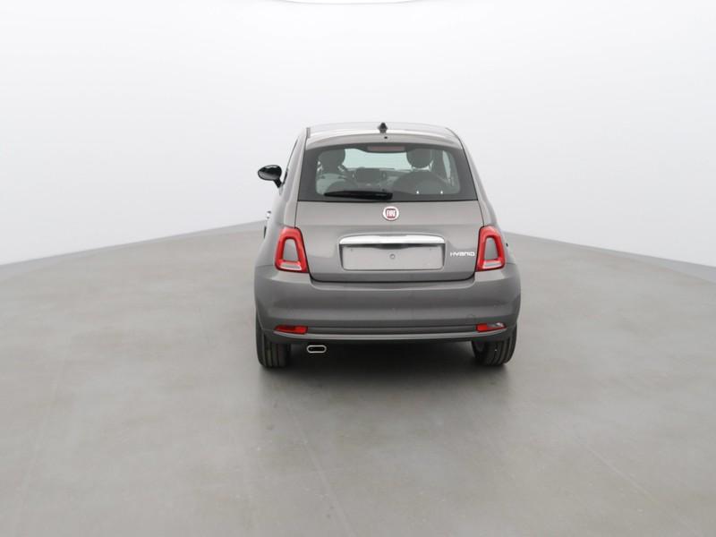 FIAT 500 1.0 70CH SERIE 8 HYBRID LOUNGE : 59087 - Photo 5