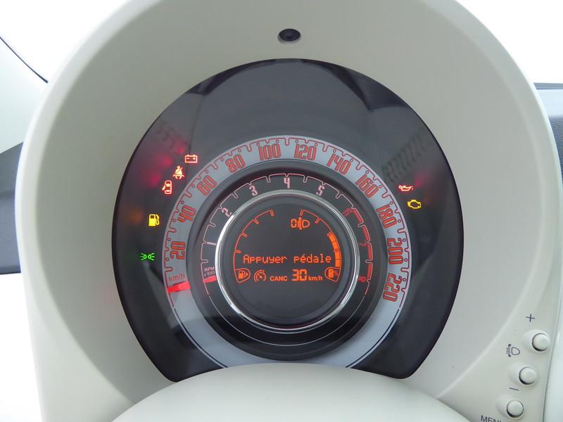 FIAT 500C 1.0 70CH BSG S&S LOUNGE : 59093 - Photo 10