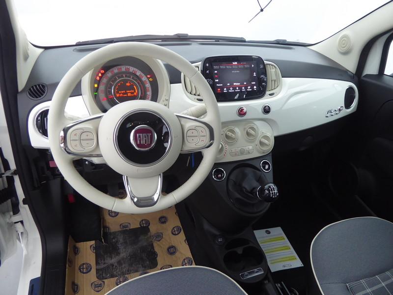 FIAT 500C 1.0 70CH BSG S&S LOUNGE : 59093 - Photo 8