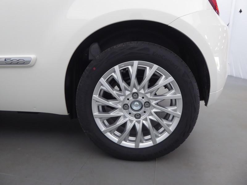 FIAT 500C 1.0 70CH BSG S&S LOUNGE : 59093 - Photo 9