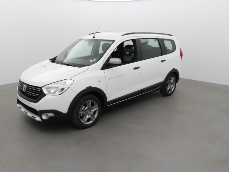 DACIA LODGY 1.5 BLUE DCI 115CH STEPWAY 7 PLACES : 59357 - Photo 1