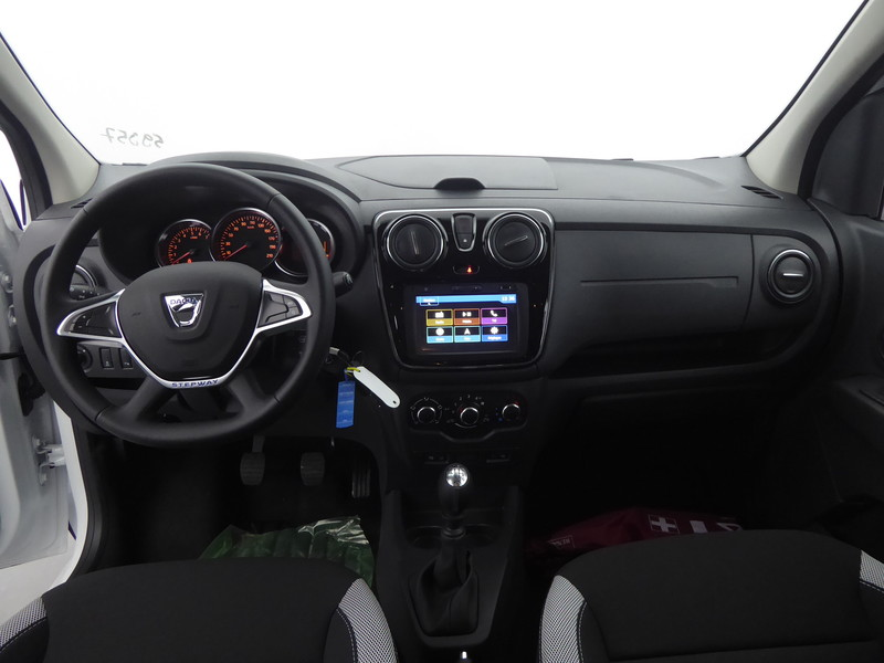 DACIA LODGY 1.5 BLUE DCI 115CH STEPWAY 7 PLACES : 59357 - Photo 8